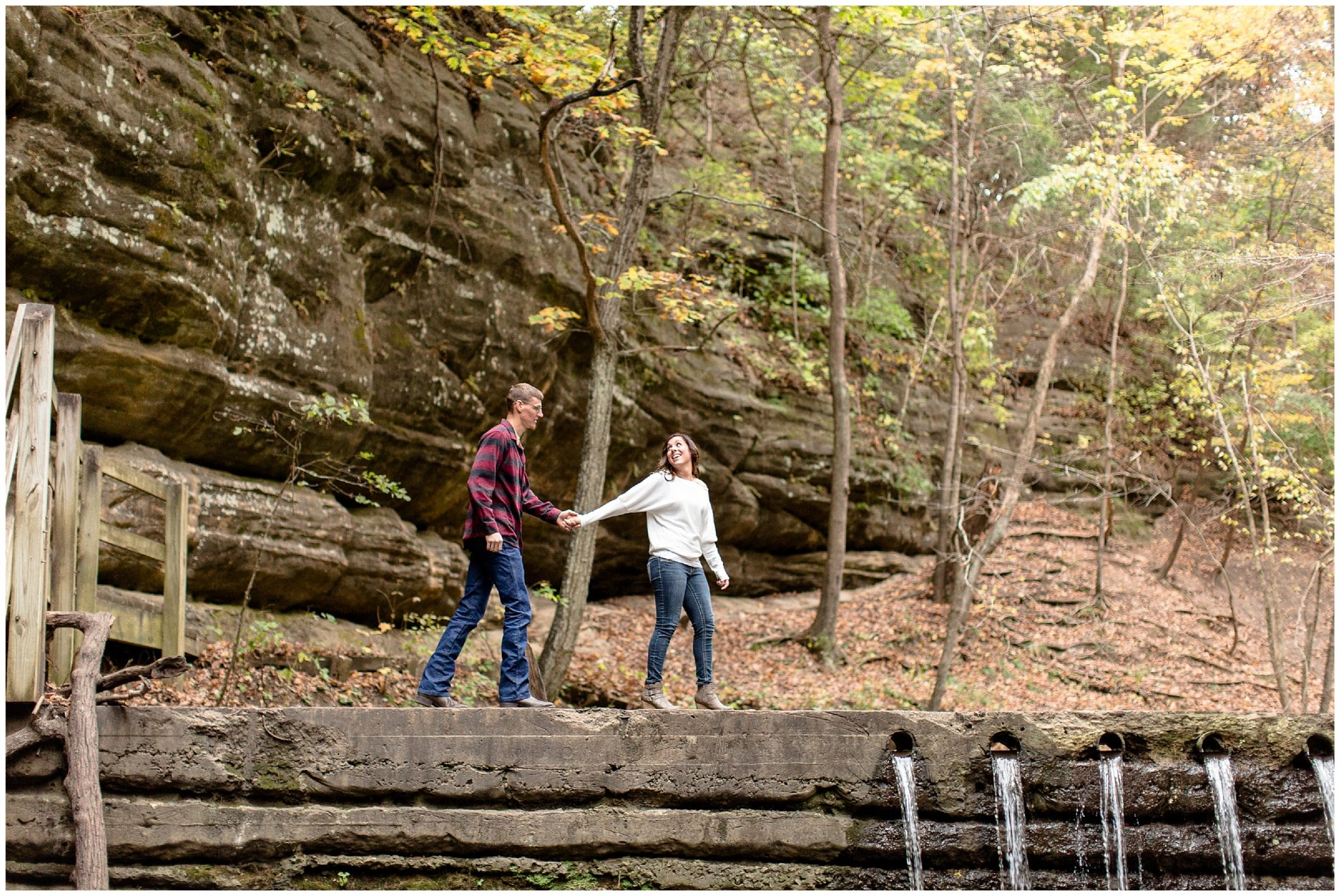 Matthiessen State Park Engagement Session_0015