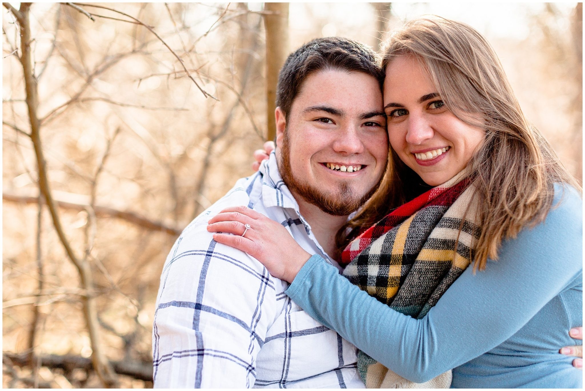 Bird Haven Greenhouse Engagement Session Joilet Illinois_0027
