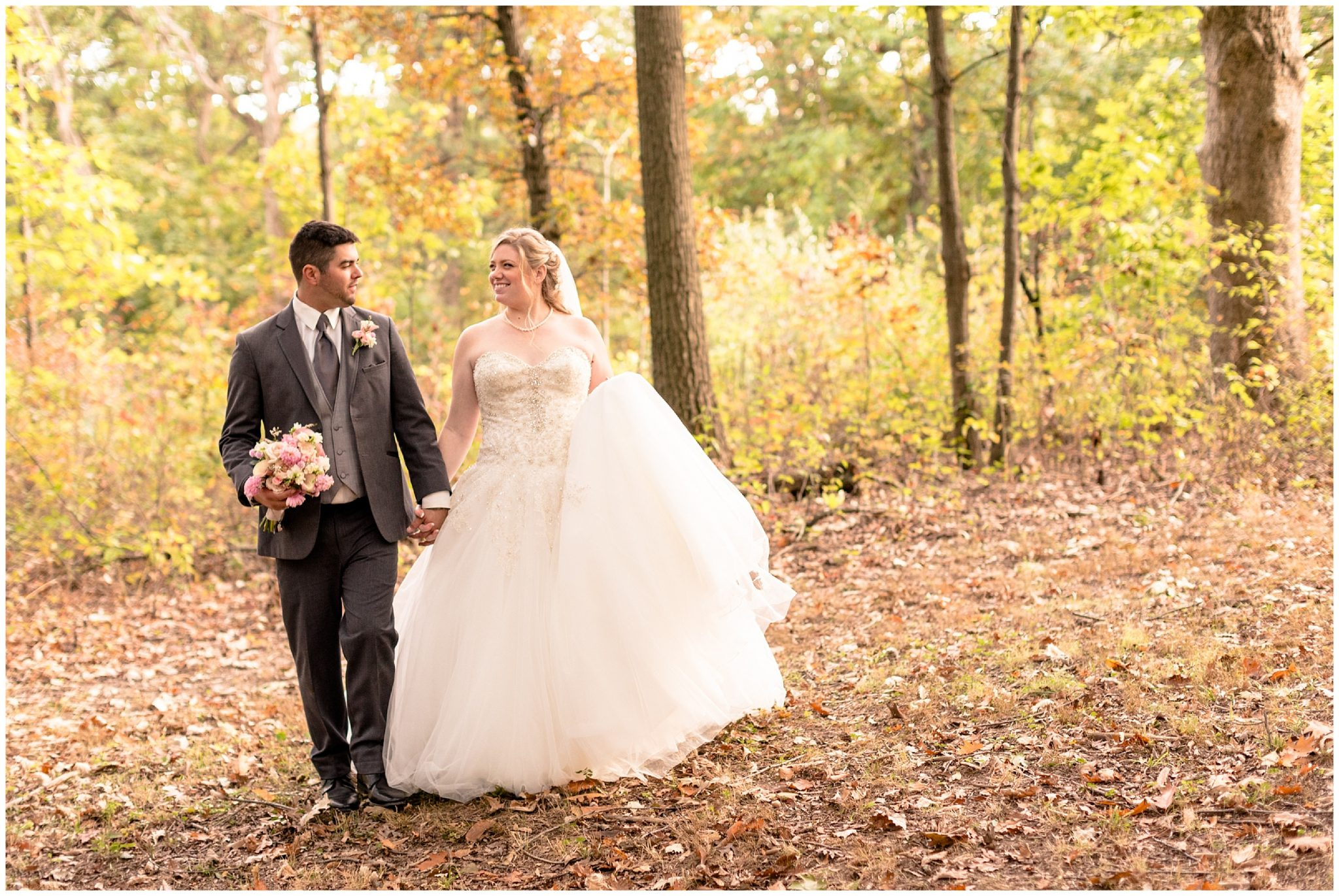 A Handmade Wedding in the Woods, Crown Point Indiana_0330