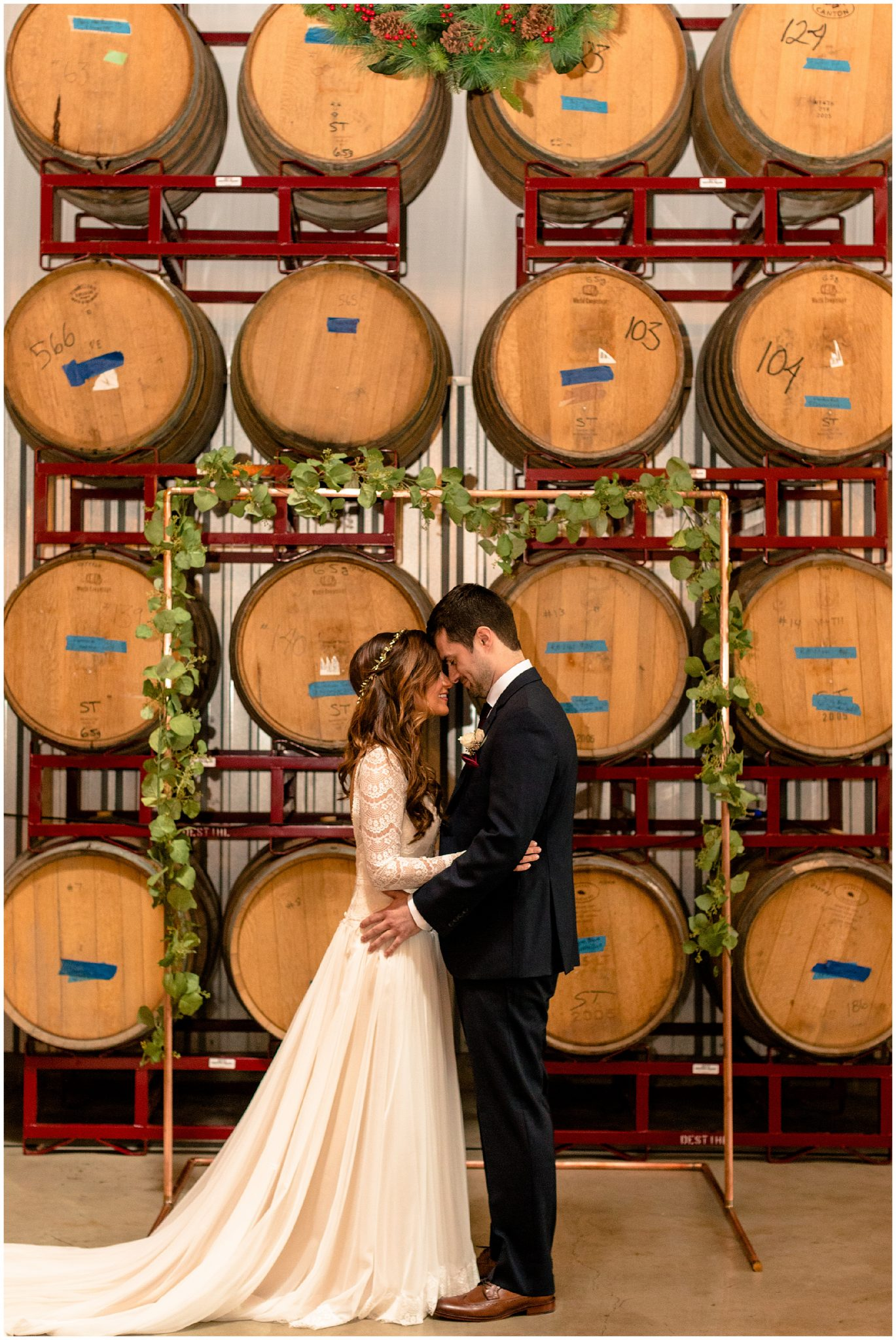 A Desthil Brewery Wedding, Winter Brewery Wedding_0022