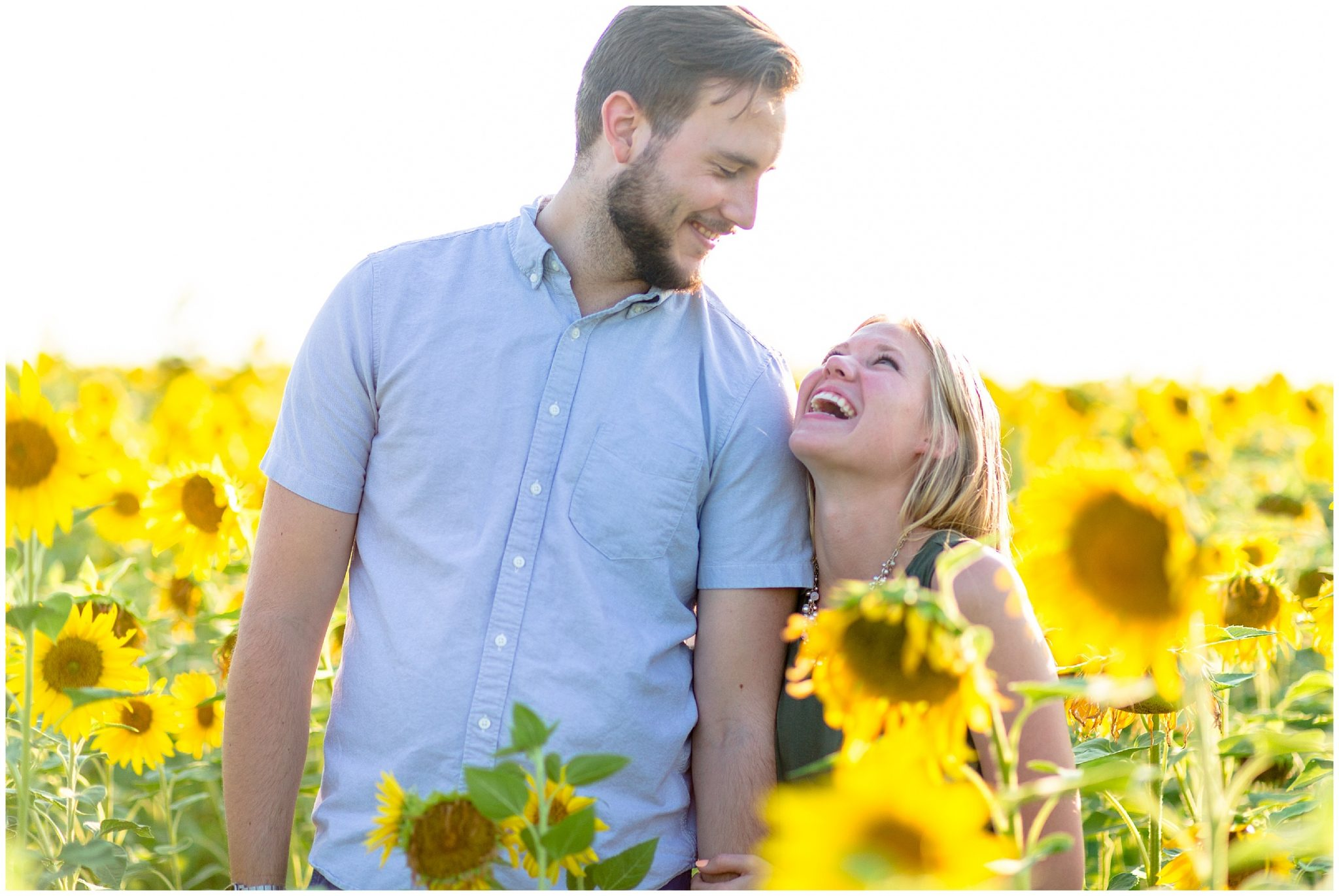 Wild Sunflower Field Session_0084