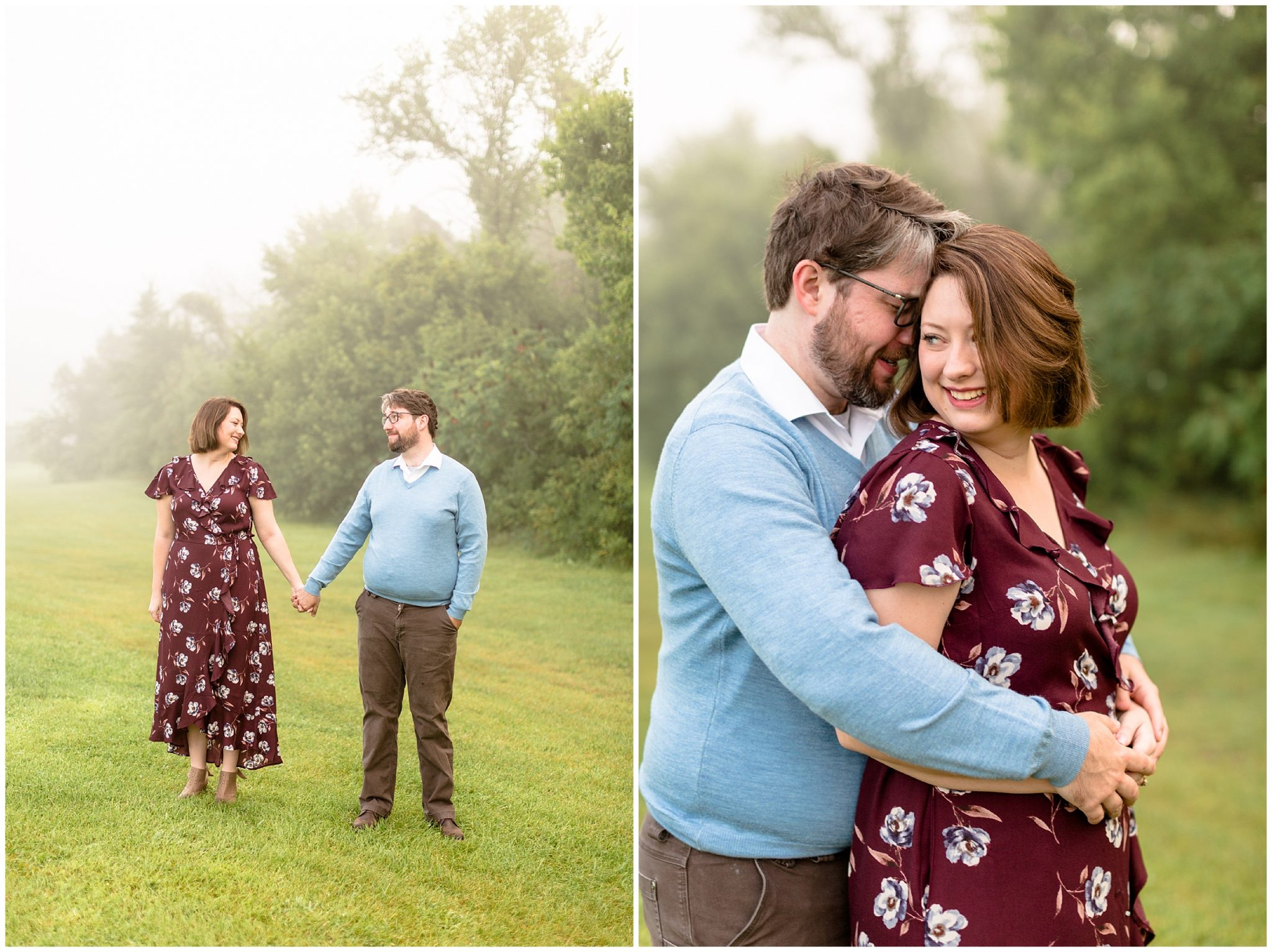 Sunrise Rock Cut State Park Engagement Session_0192