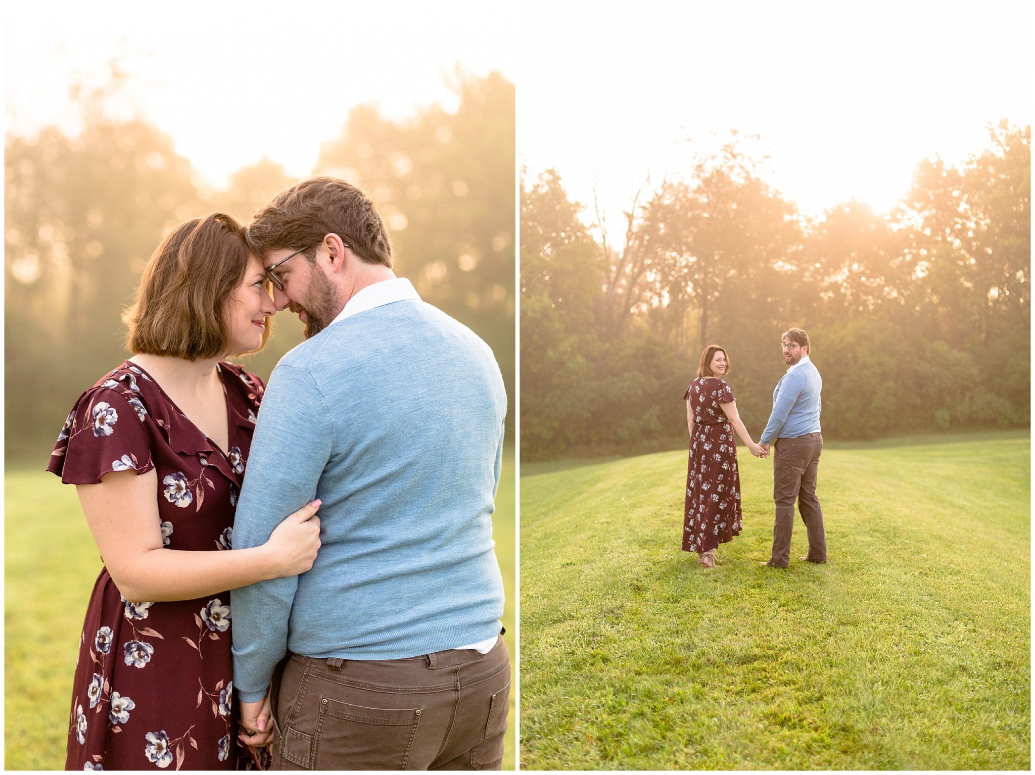 Sunrise Rock Cut State Park Engagement Session_0202