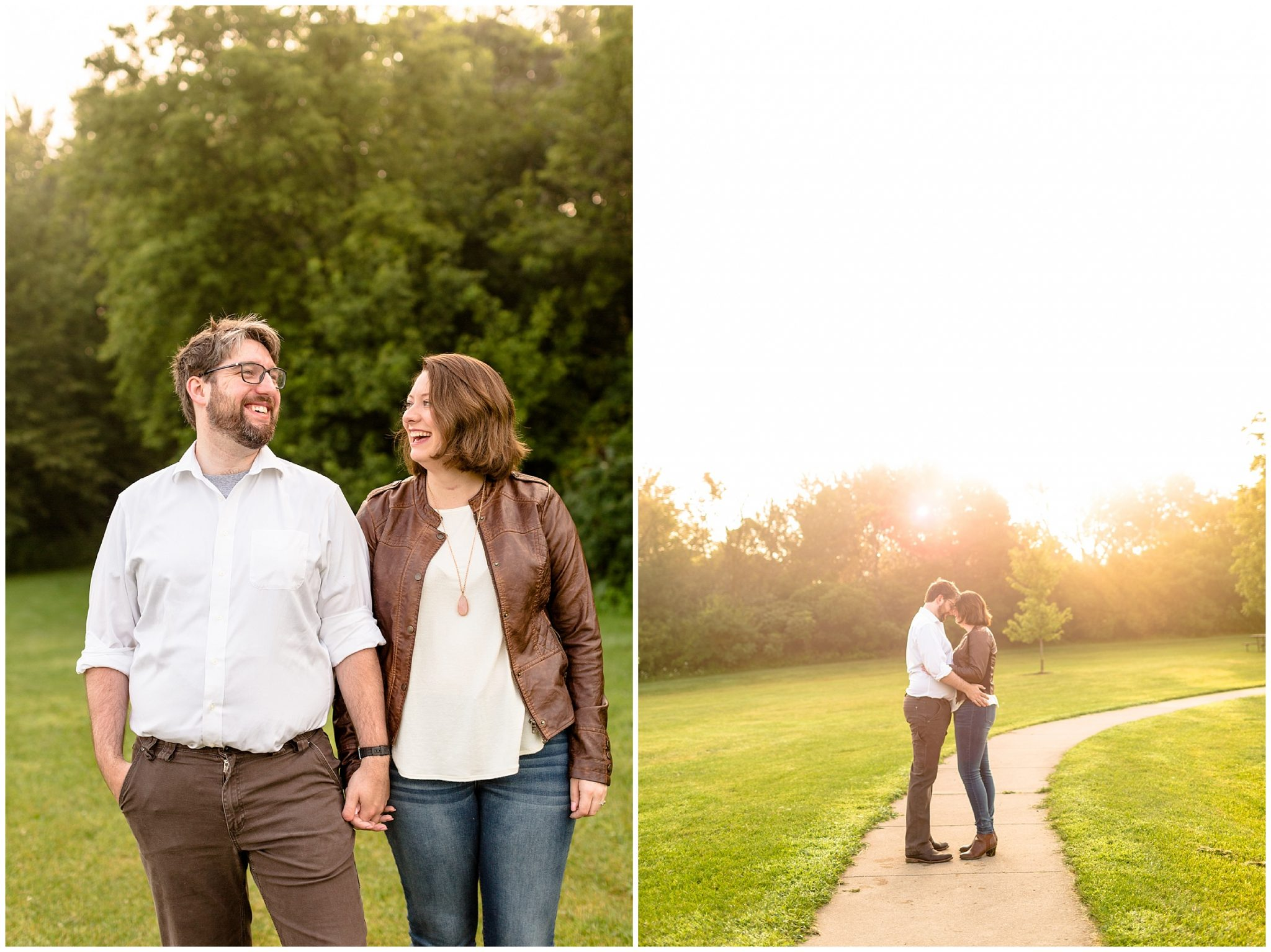 Sunrise Rock Cut State Park Engagement Session_0208