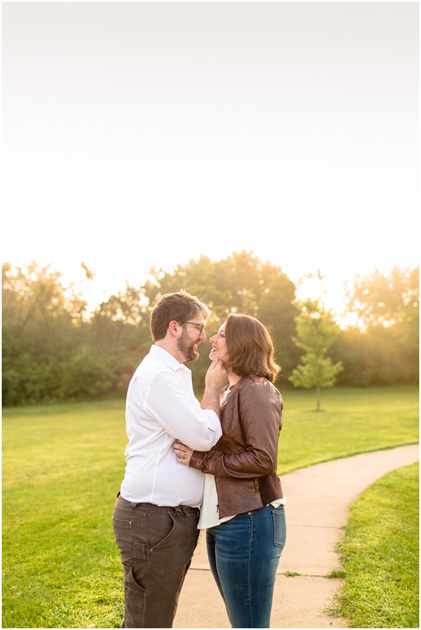 Sunrise Rock Cut State Park Engagement Session_0209